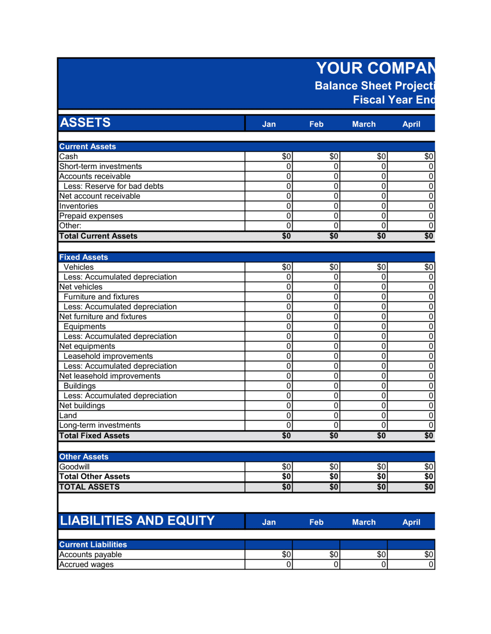 Trial Balance Worksheet Template from templates.business-in-a-box.com