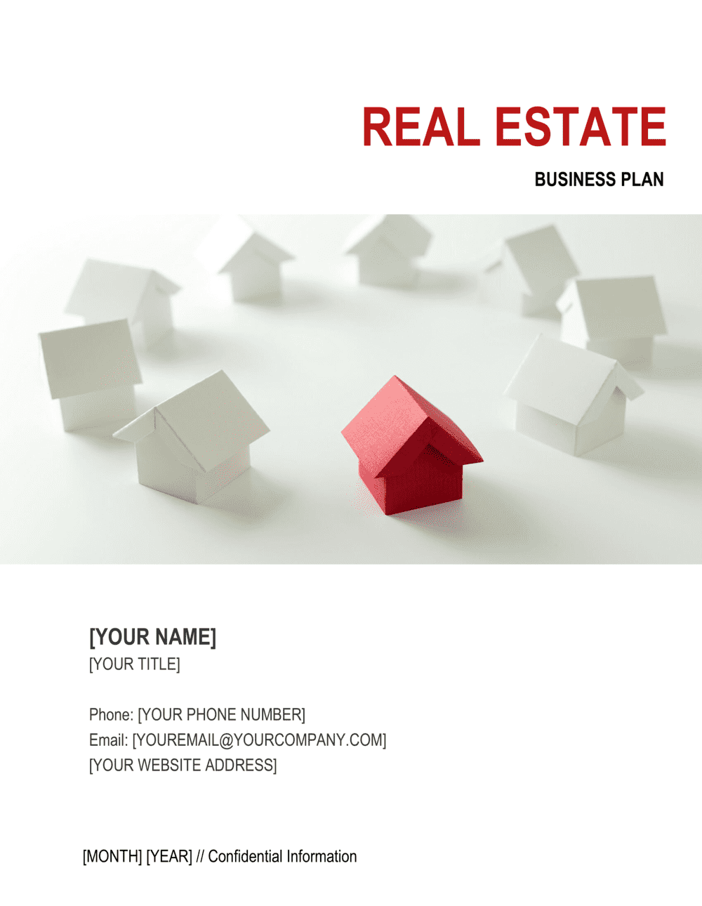 Business-in-a-Box's Real Estate Management Business Plan Template