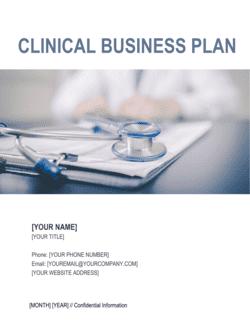 Clinic Business Plan