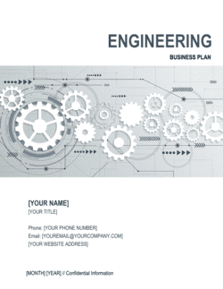 Engineering Business Plan