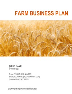 Farm Business Plan