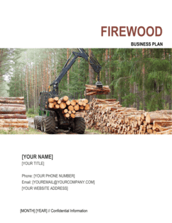 Firewood Business Plan