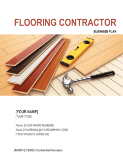 Flooring Contractor Business Plan