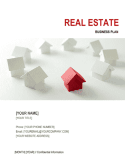 Real Estate Management Business Plan