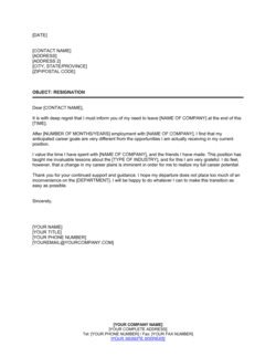 Acceptance Of Resignation Letter With Short Notice from templates.business-in-a-box.com