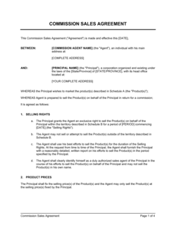 Commision Sharing Agreement Template from templates.business-in-a-box.com